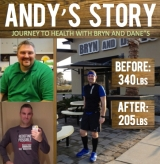One Hundred Pounds of Success:  Struggling Dad Wins Big With BRYN ANDDANE'S